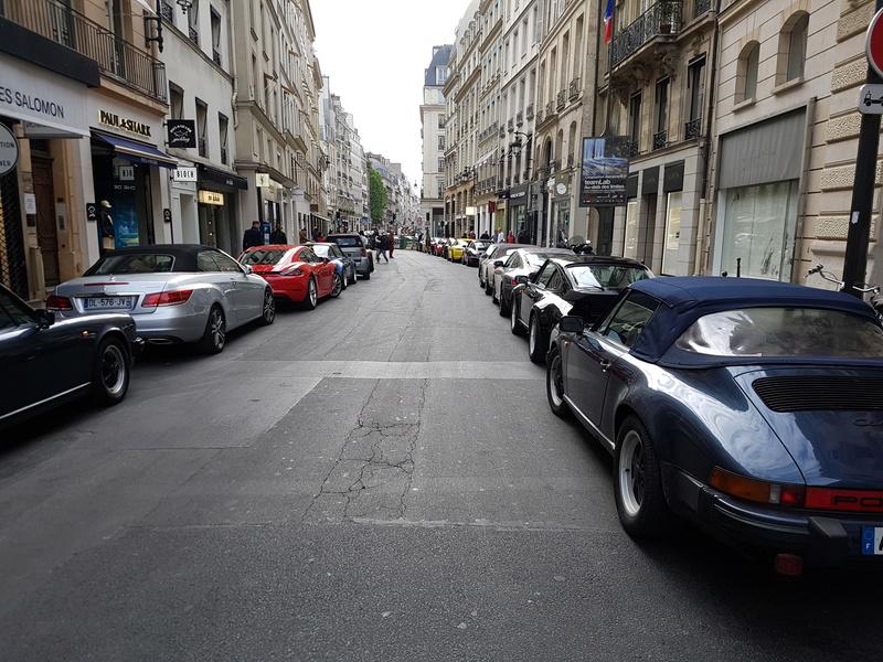 6ème Paris - Magny Cours Porsche Festival by Ferdinand  20180530