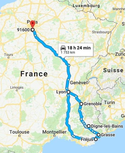 Ballade Route Napoléon + Mont Ventoux Ballad10