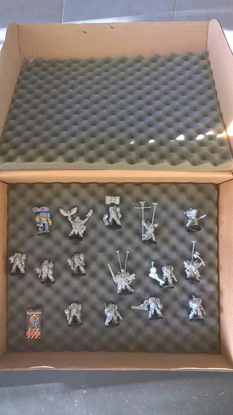 vente lot space wolves wh40k VINTAGE!  Wp_20113