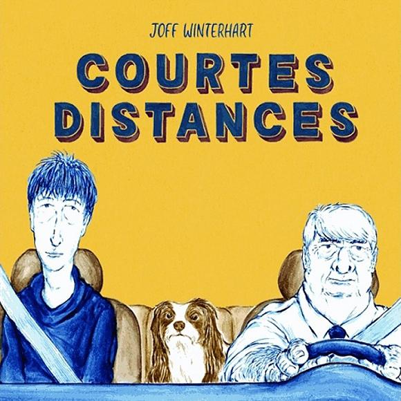 Courtes distances, de Joff Winterhart (çà et là) Courte10