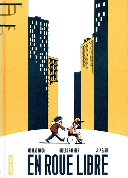 En roue libre, de Nicolas Moog, Gilles Rochier, Jiip Garn (Casterman) Roueli10