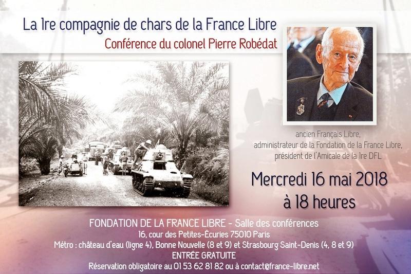La 1ère Compagnie de Chars de la France Libre, future 1/501  Flyer_10