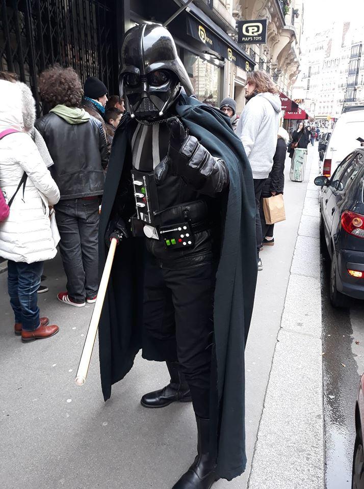 Rencontre avec Daniel Naprous (Darth Vader dans Rogue One) 2018-010