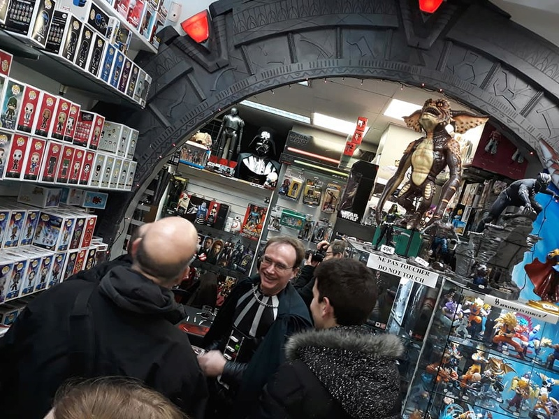 Rencontre avec Daniel Naprous (Darth Vader dans Rogue One) 2018-011