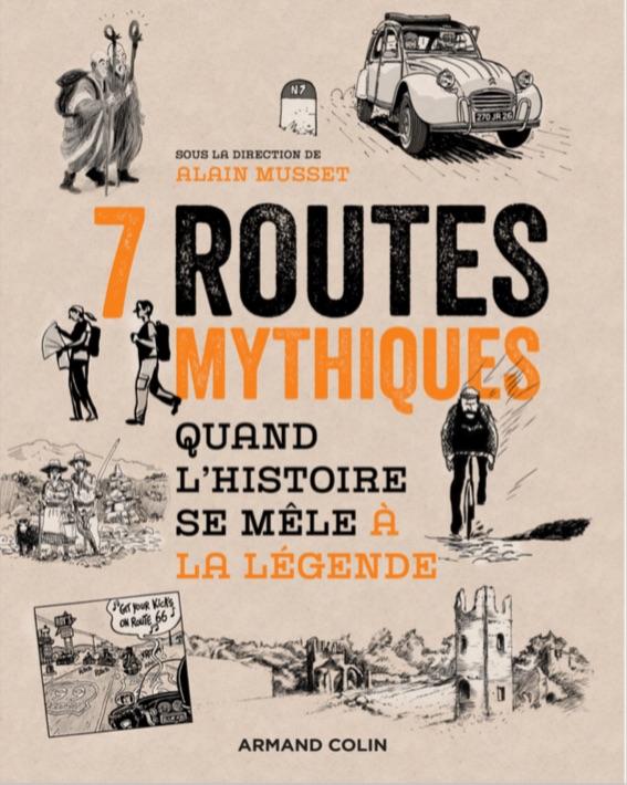7 routes mythiques: en couverture 2018-710
