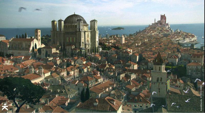 Games of Throne: une visite de Port-Réal (King's Landing) à Dubrovnik Got-po10