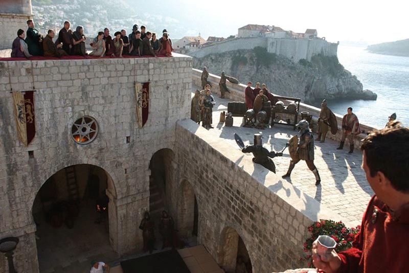 Games of Throne: une visite de Port-Réal (King's Landing) à Dubrovnik Got1-l10