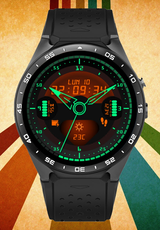 The Watches TV Channel & Smart(New Paradigm)Watches Orange10