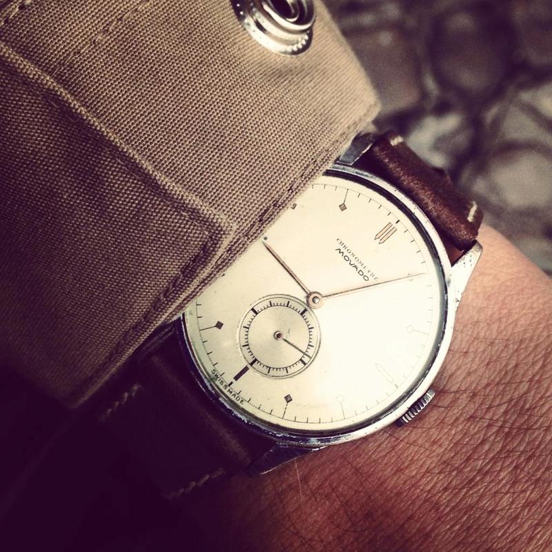 [Réservé] Chronomètre MOVADO cal 75 jumbo 1dac8612