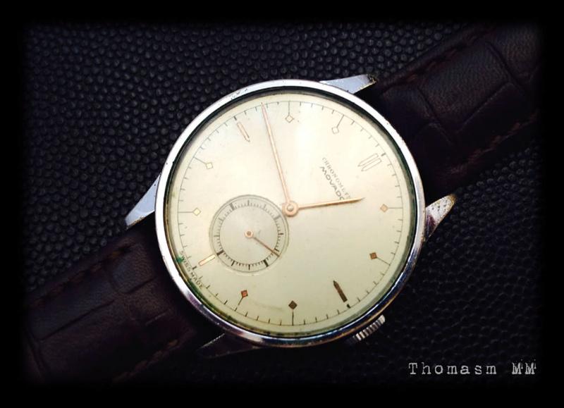 [Réservé] Chronomètre MOVADO cal 75 jumbo 974e1712