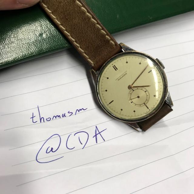 [Réservé] Chronomètre MOVADO cal 75 jumbo Img_2312