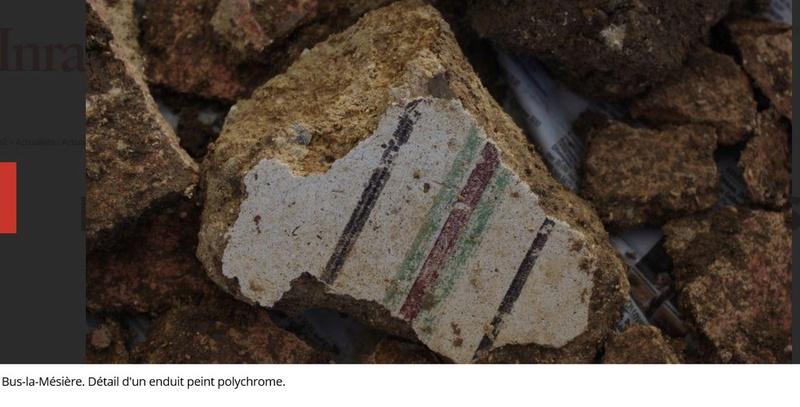 Les fouilles archéologiques sur le tracé du projet de gazoduc de GRTgaz en Picardie Arche510