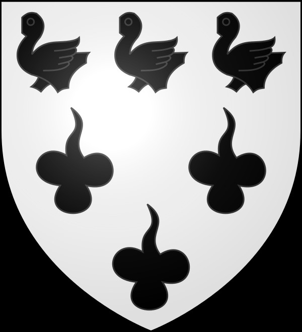 LES ARMOIRIES, BLASONS de LE QUESNEL Blason10