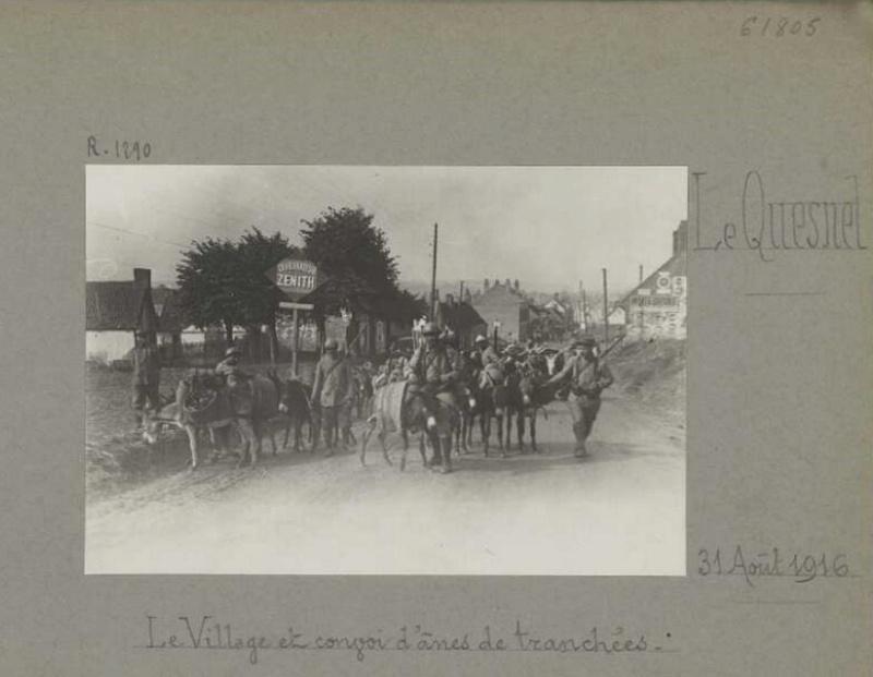photos de LE QUESNEL pendant la guerre Le_con10