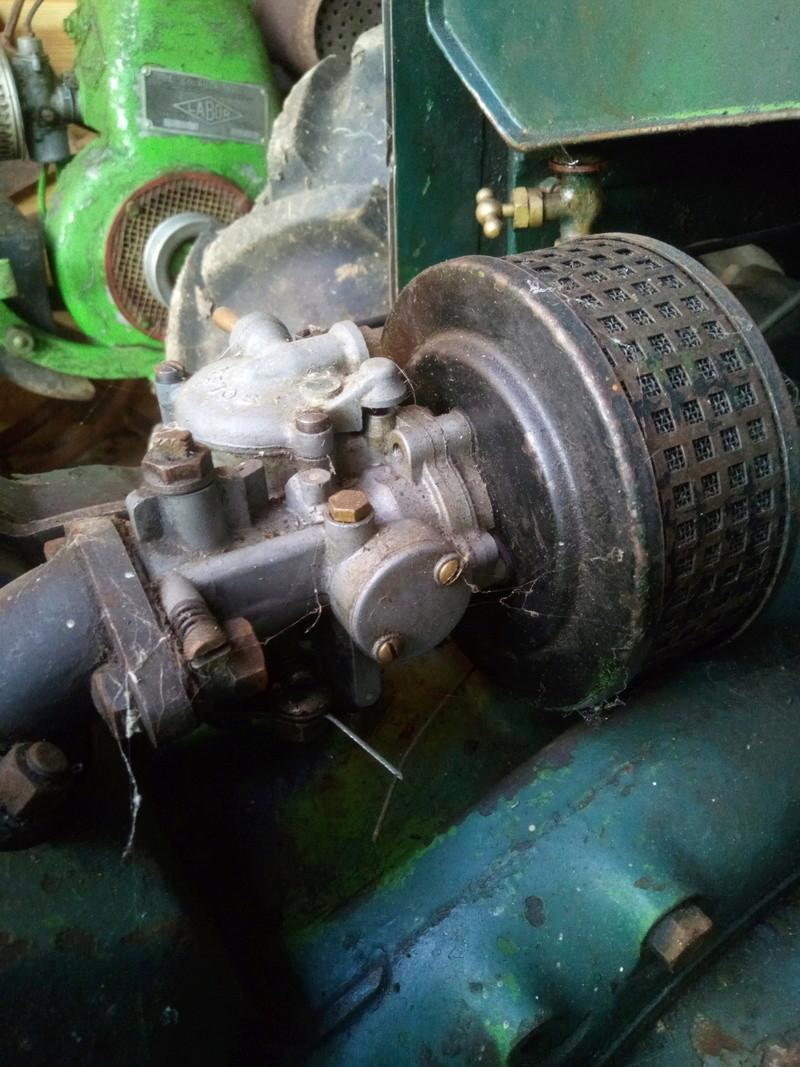 labor - Vieux motoculteur Labor type U 01511