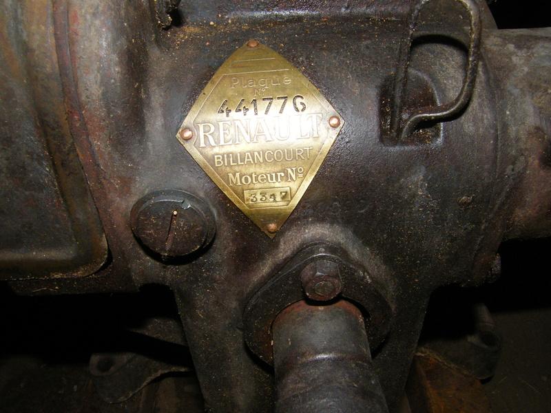RENAULT - 1 moteur Renault chez Gil01 avec plein de questions Moto_510
