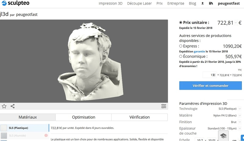 3D printing - Page 3 Prix110