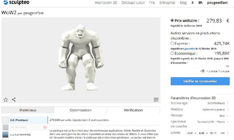 3D printing - Page 3 Prix210