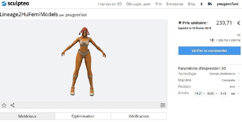 3D printing - Page 3 Prix510