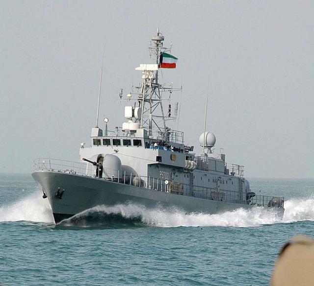 Kuwait naval force - Force navale koweïtienne 2566_i18
