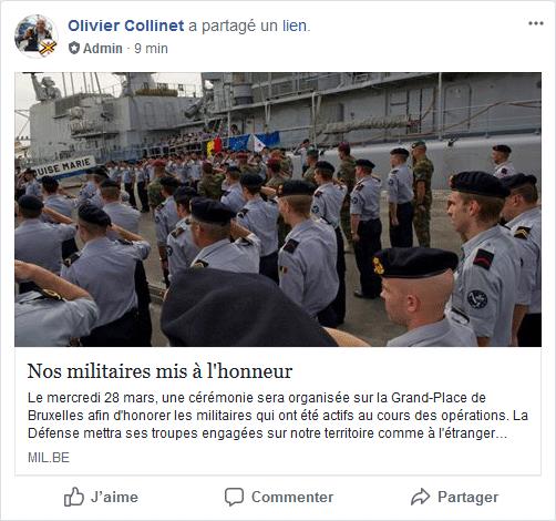 Nos militaires mis à l'honneur sur la Grand-Place de Brux 2566_i53