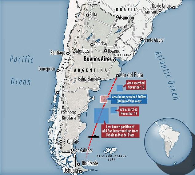 Recherche du sous-marin argentin disparu: les news (1) - Page 4 4699a910