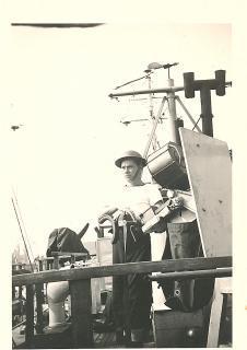 Casque complet de la marine Belge (années 50) 75508910