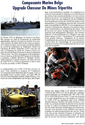 Modernisation et maintenance des CMT Be210