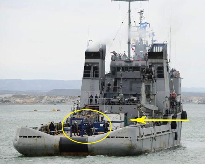 Recherche du sous-marin argentin disparu: les news (1) - Page 36 Dpbjuk10