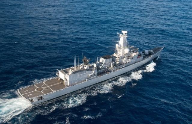 La Marine active sur plusieurs fronts tout au long de l'anné Ob_n1610