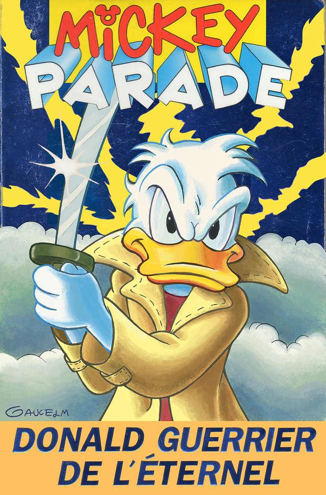 Dessins que je fais!  (univers BD de Mickey et Donald...) - Page 14 Highla11