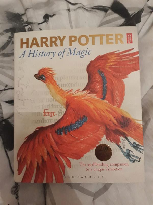 La Bibliothèque de Poudlard: les livres d'Harry  20180112