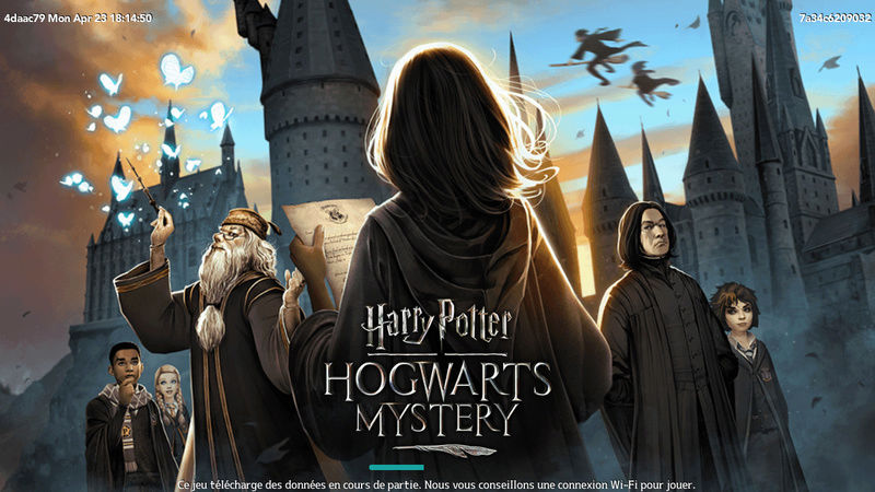 Application Hogwarts Mystery Screen10