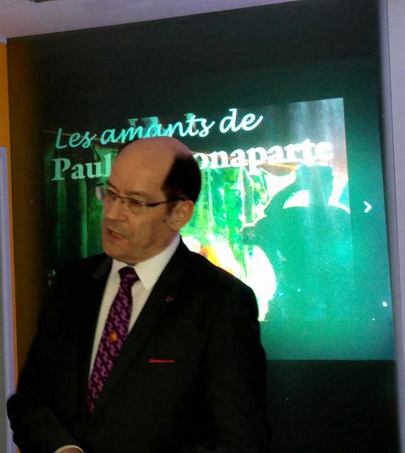 """Conférence : """"Les amants de Pauline Bonaparte"""" 00-29310"""