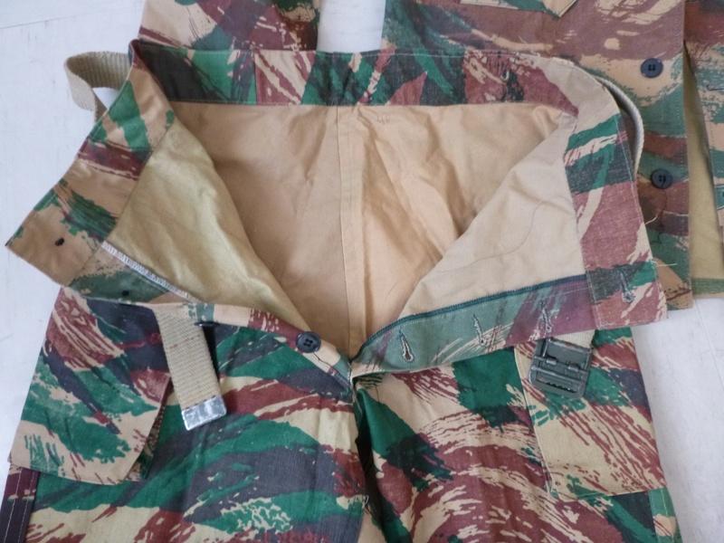 Tenue taillée dans de la toile de tente camouflée M51 ? P1010212