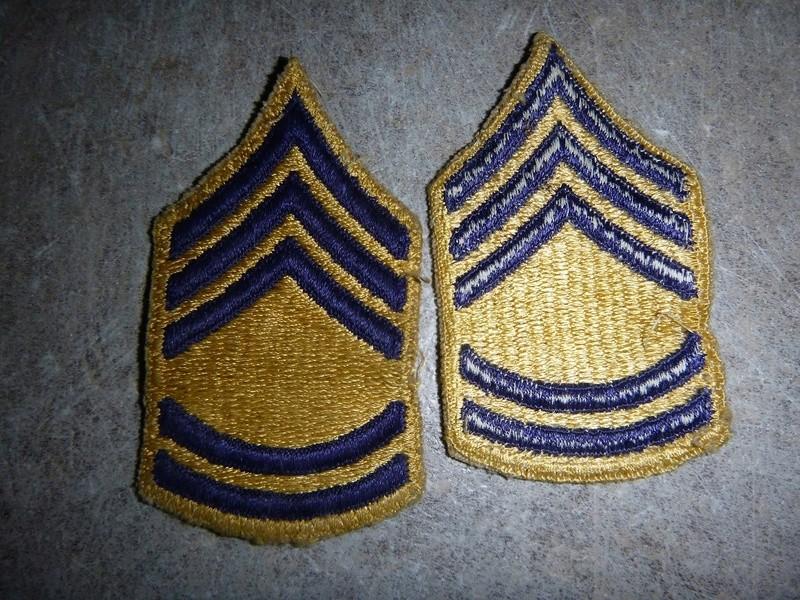 paire de galons de sergent US P1010417
