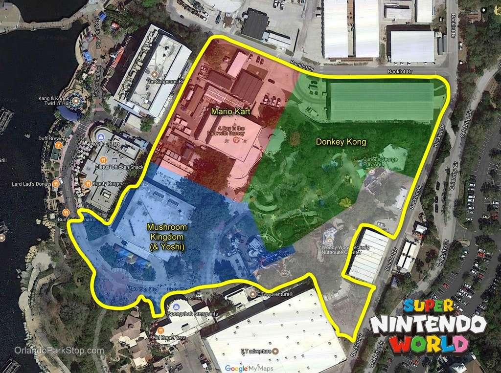 [Universal Studios Parks] Super Nintendo World (à partir de 2020) - Page 5 Ninten11