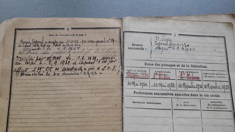 De l'alpin, du Levant et du FFI. 30261110