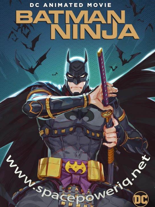 فيلم Batman Ninja 2018 مترجم 15247510