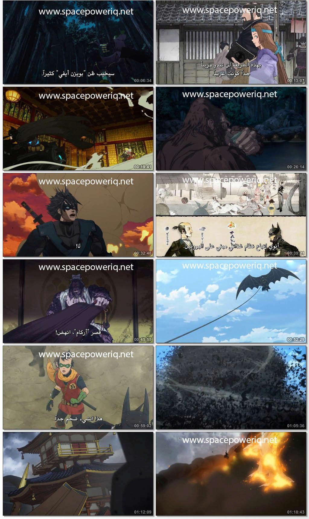 فيلم Batman Ninja 2018 مترجم 15247511