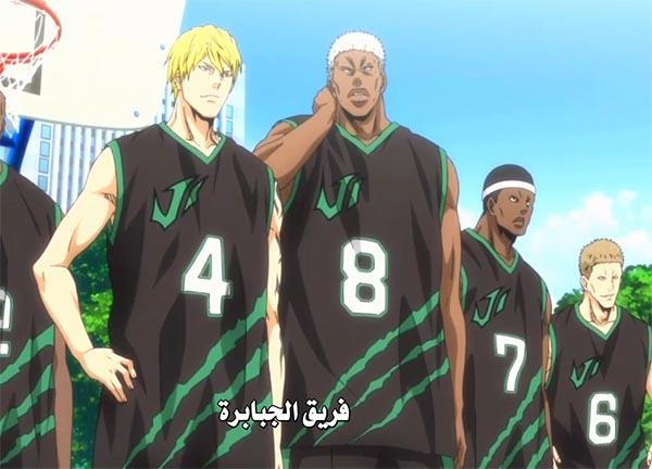 فيلم Kuroko's Basketball: Last Game مترجم 511