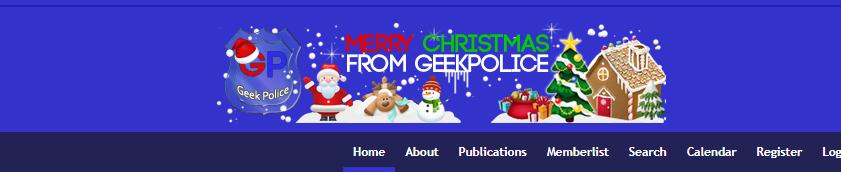 Logo for holidays 417