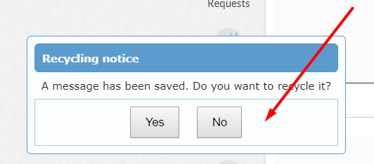Save text editor content Scree322
