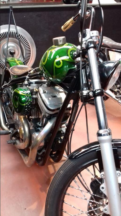Mes autres !!! (Honda CB350, Harley 883) - Page 2 16011812