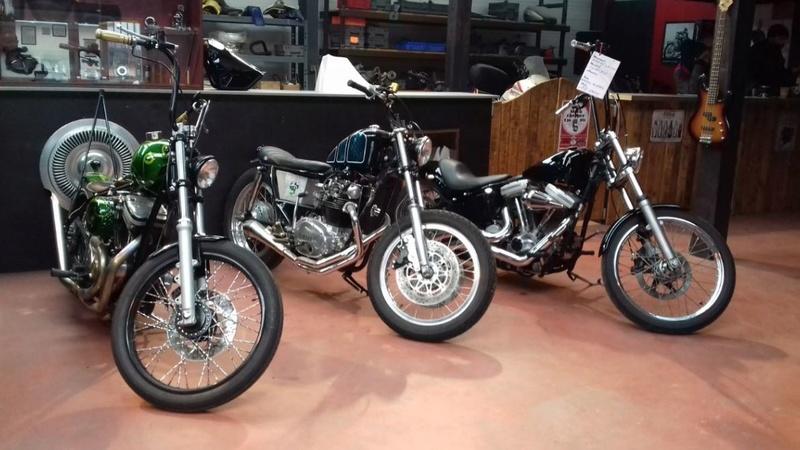Mes autres !!! (Honda CB350, Harley 883) - Page 2 16011814