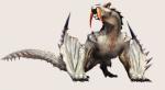 Bestiaire de la Montagne de Zan. Croc-r10