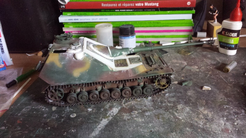 Jagdpanzer IV Krupp, frères énemis. 20171010
