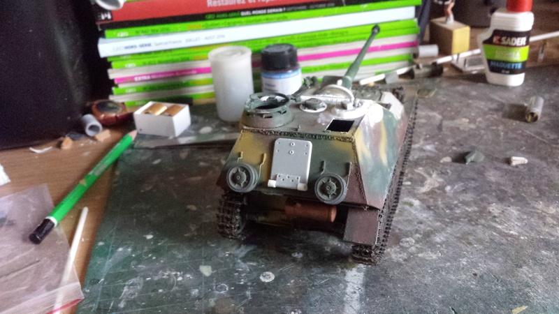 Jagdpanzer IV Krupp, frères énemis. 20171011