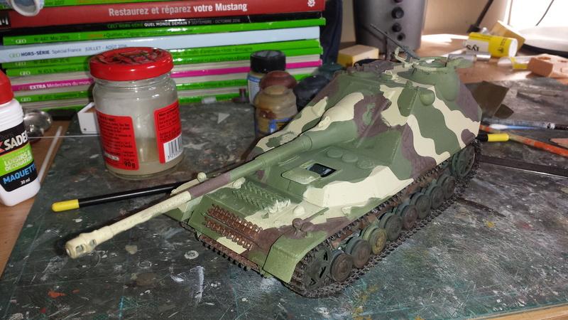 Jagdpanzer IV Krupp, frères énemis. 20171110
