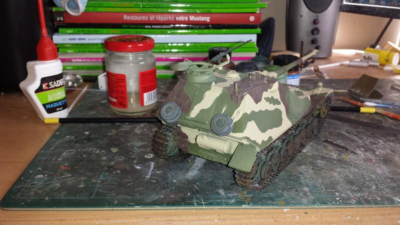 Jagdpanzer IV Krupp, frères énemis. 20171111